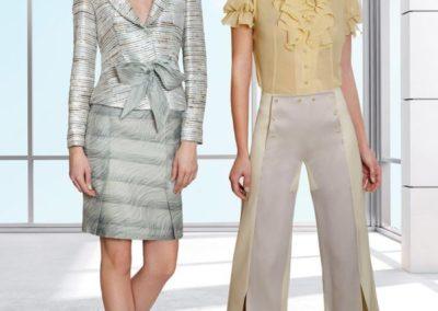 Formalni moda damska sharon style 1