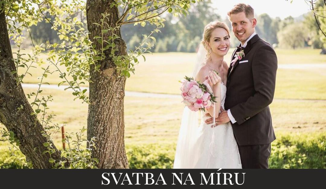 Proč si nechat ušít svatební šaty a oblek na míru v našem krejčovství?