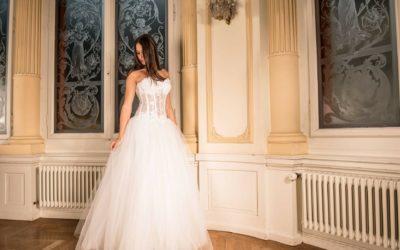 Svatební šaty 2019: Co bude letos v kurzu?