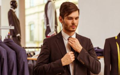 Jak správně nosit oblek